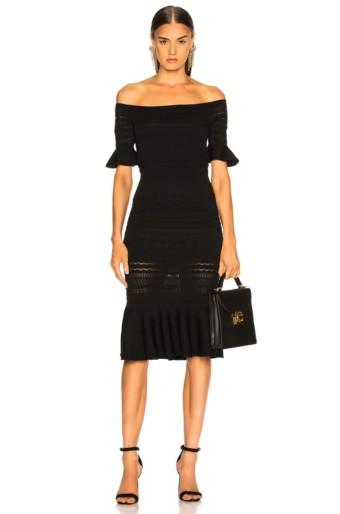 ALEXIS Sheira Black Dress