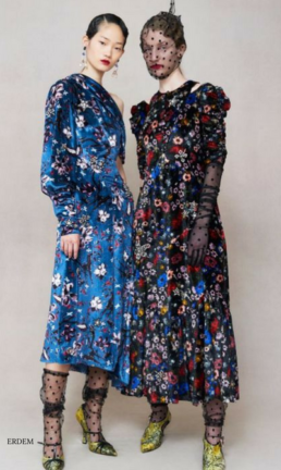 Whats hot for A/W 2018? … Floral Dresses – The Trend Continues