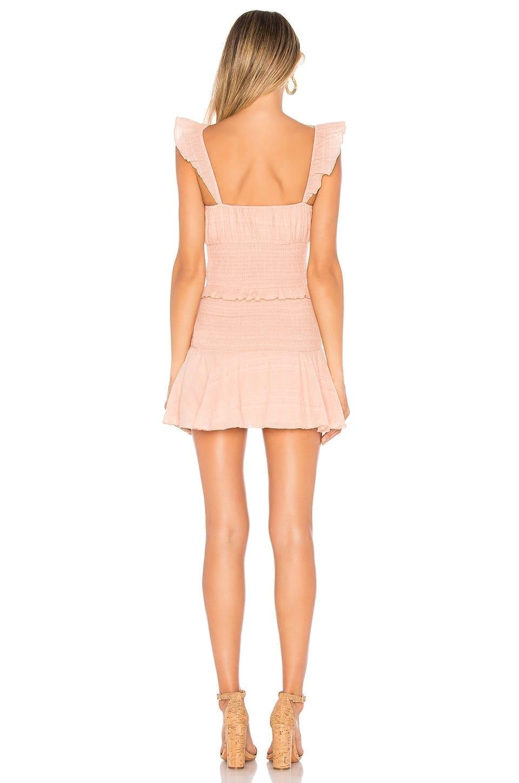 Janine Dress Blush Pink Dress We Select Dresses