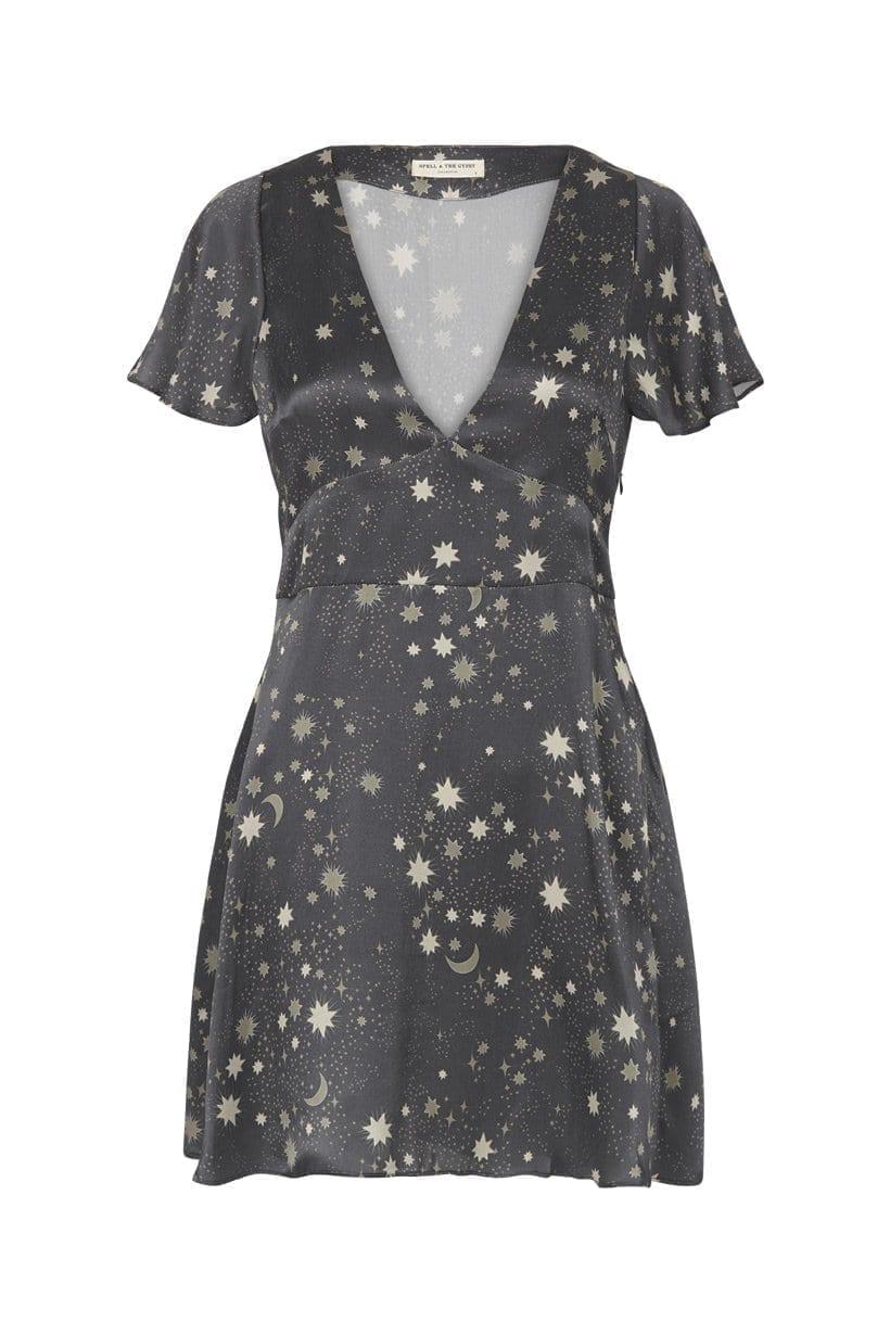 SPELL AND THE GYPSY Stargazer Play Midnight Dress