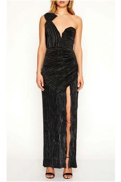 ALICE MCCALL Woman To Woman Black Dress