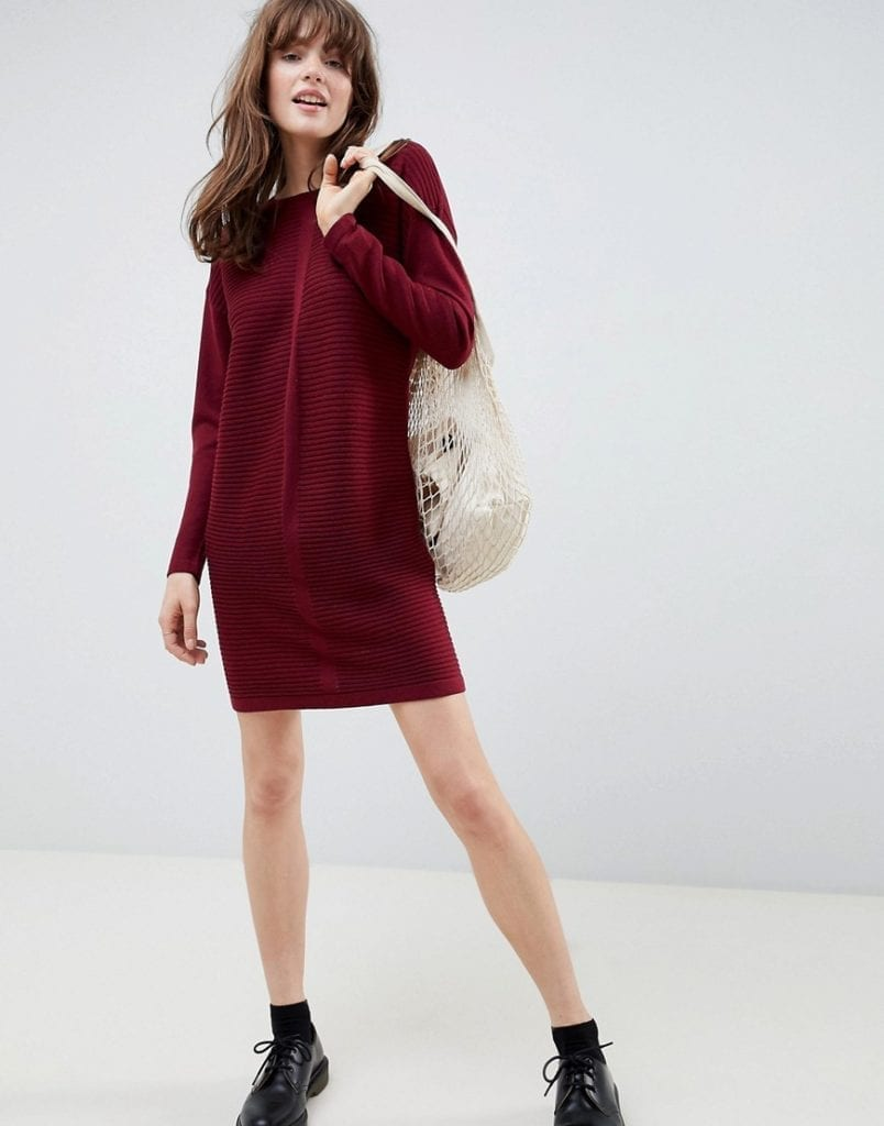 Prepare For The Chill In Stylish Long Sleeved Dresses