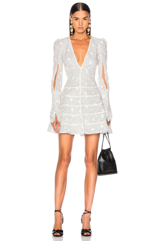 ATOIR Beyond The Moment White / Black Dress
