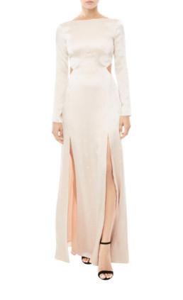 BETTY Split Oyster Dress