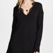 e80b28fb7b3 BROCHU WALKER Lace Looker Black Dress - We Select Dresses