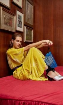 Exude Luxuriousness In Sumptuous Velvet Dresses