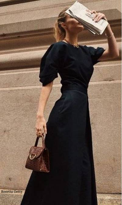 Stay Chic In The City With Fabulous Parisian Style Dresses