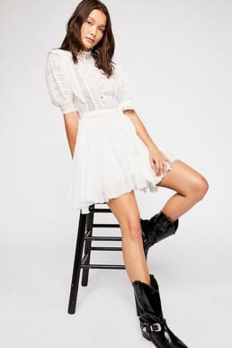 FP ONE Sydney Ivory Dress