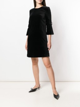 GOAT Germaine Black Dress