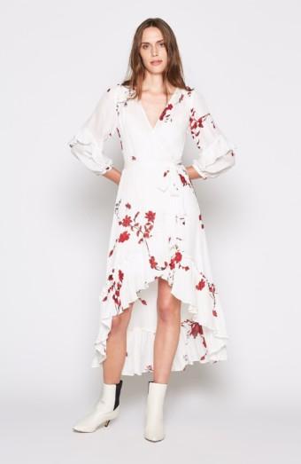 JOIE Anawrette White Dress