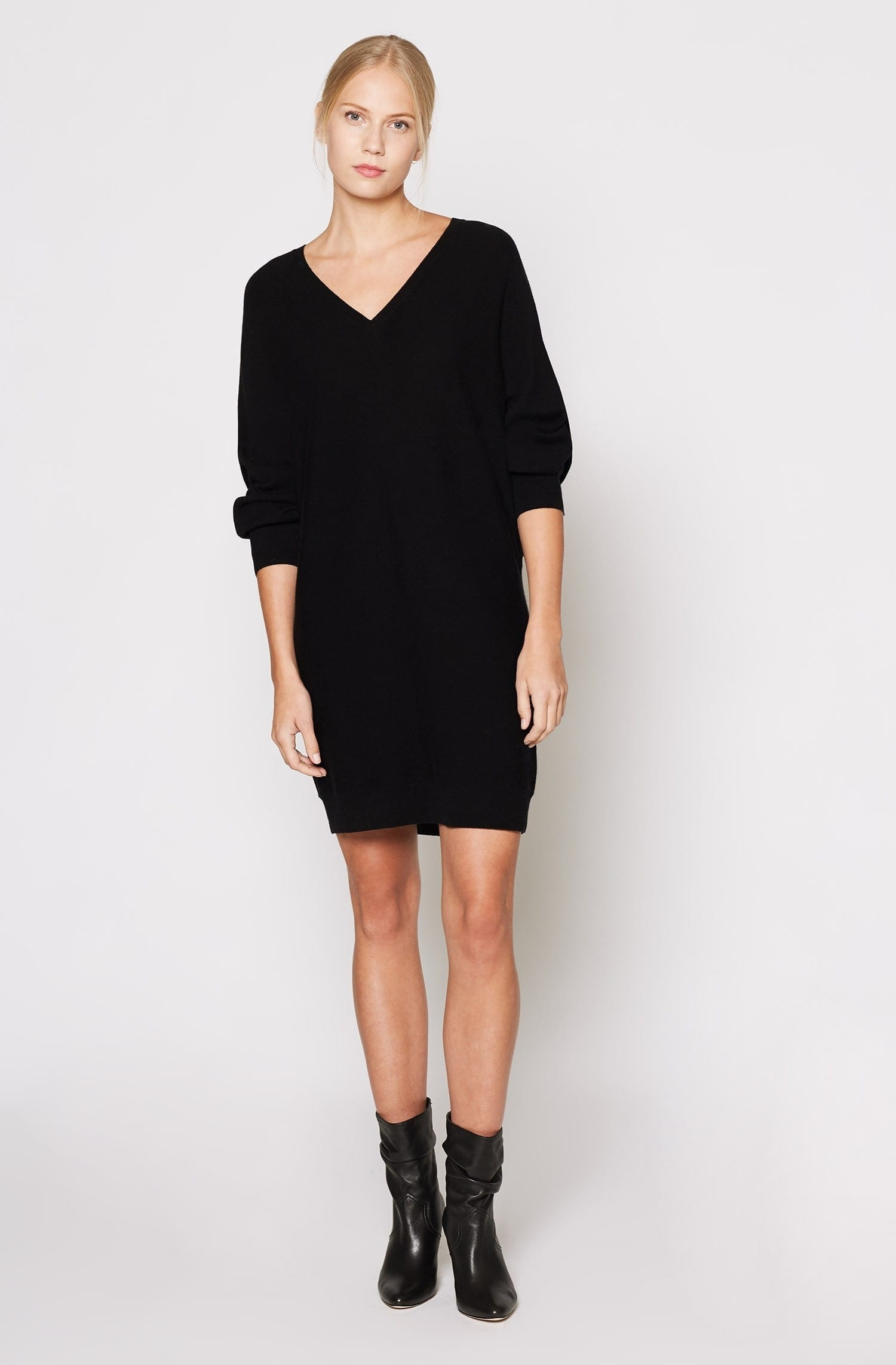 JOIE Azriel Black Sweater