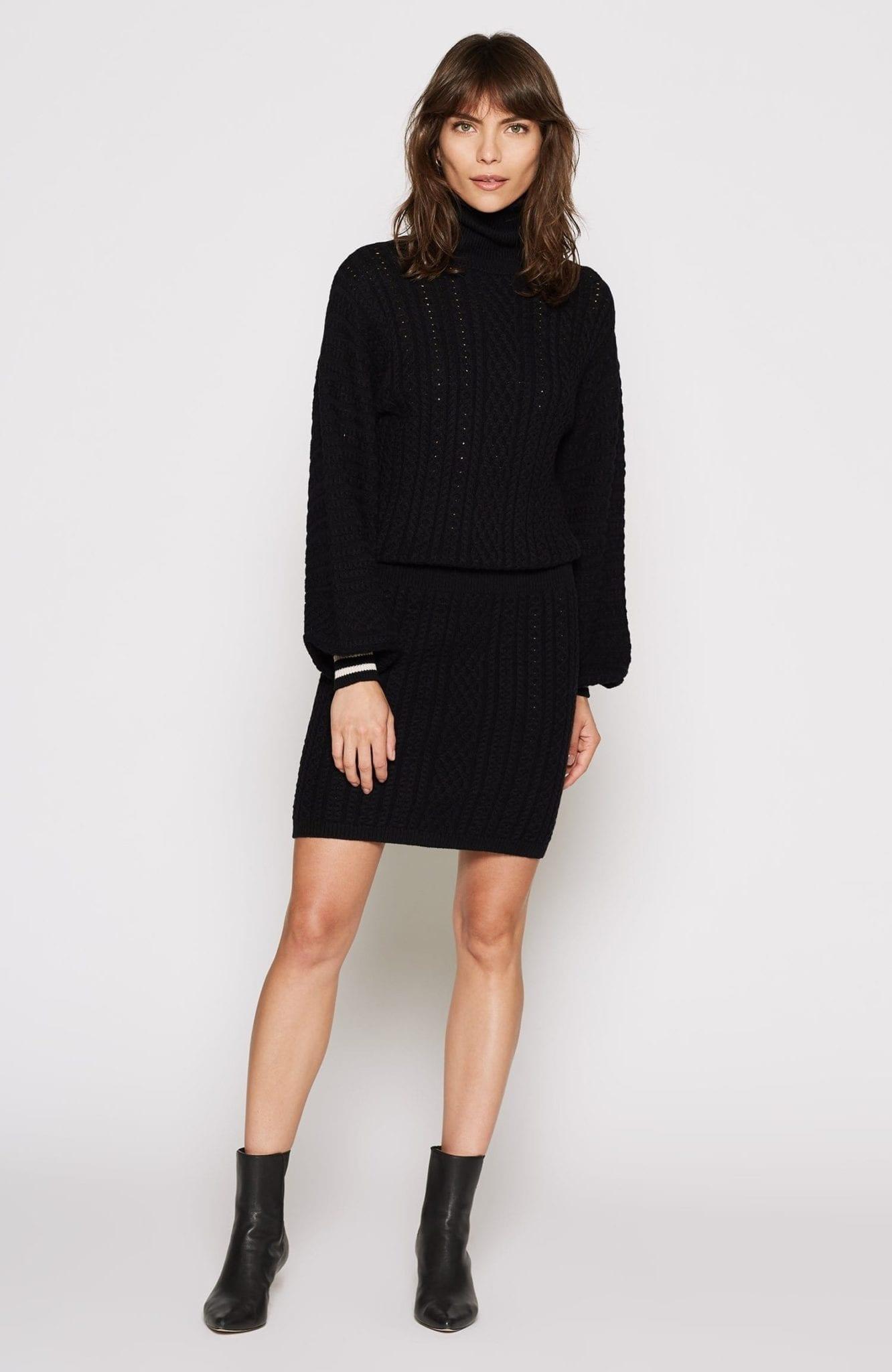 JOIE Jelinelle Sweater Black