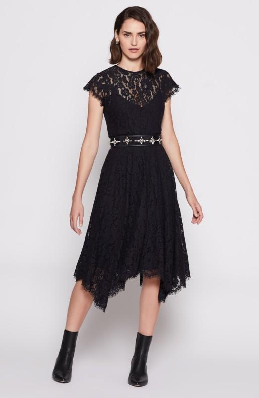 JOIE Ronilda Black Dress