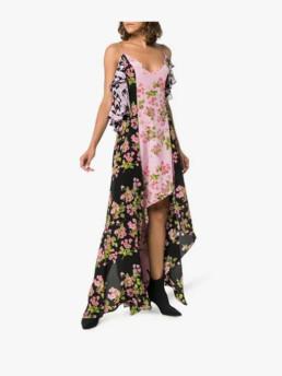 NATASHA-ZINKO-Rose-Print-Silk-Maxi-Multi-Dress