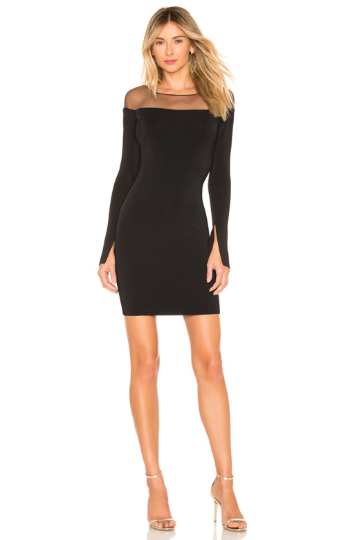 BAILEY 44 Full House Sweater Black Dress