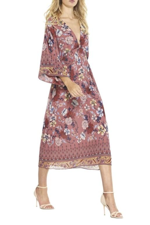 BFREE Clarisa Multicolored Dress