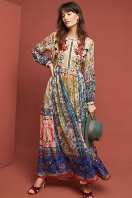 BHANUNI BY JYOTI Dorais Maxi Multi Dress