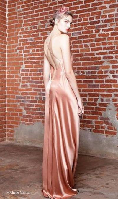 Be Subtly Seductive In Beautiful Backless Dresses
