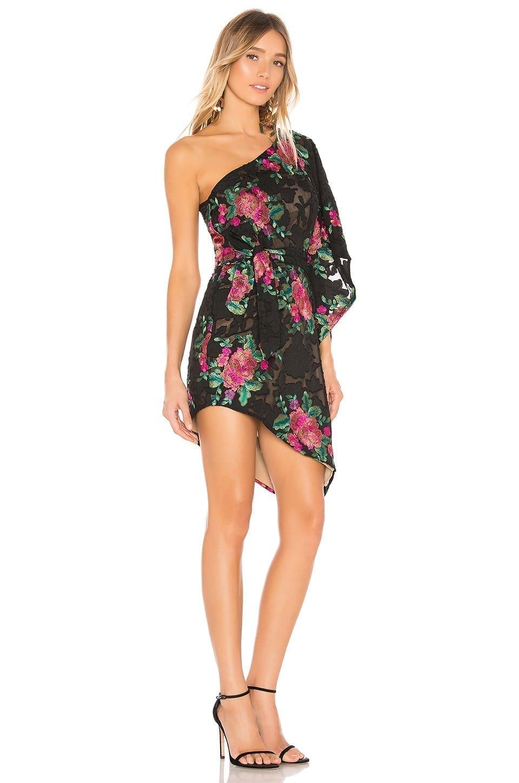 Michael Costello X Revolve Sasha Mini Floral Dress We Select Dresses Shop for zimmermann fortune burnout dress in floral at revolve. michael costello x revolve sasha mini