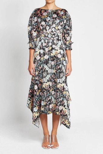 PETER PILOTTO Silk Multi / Printed Dress