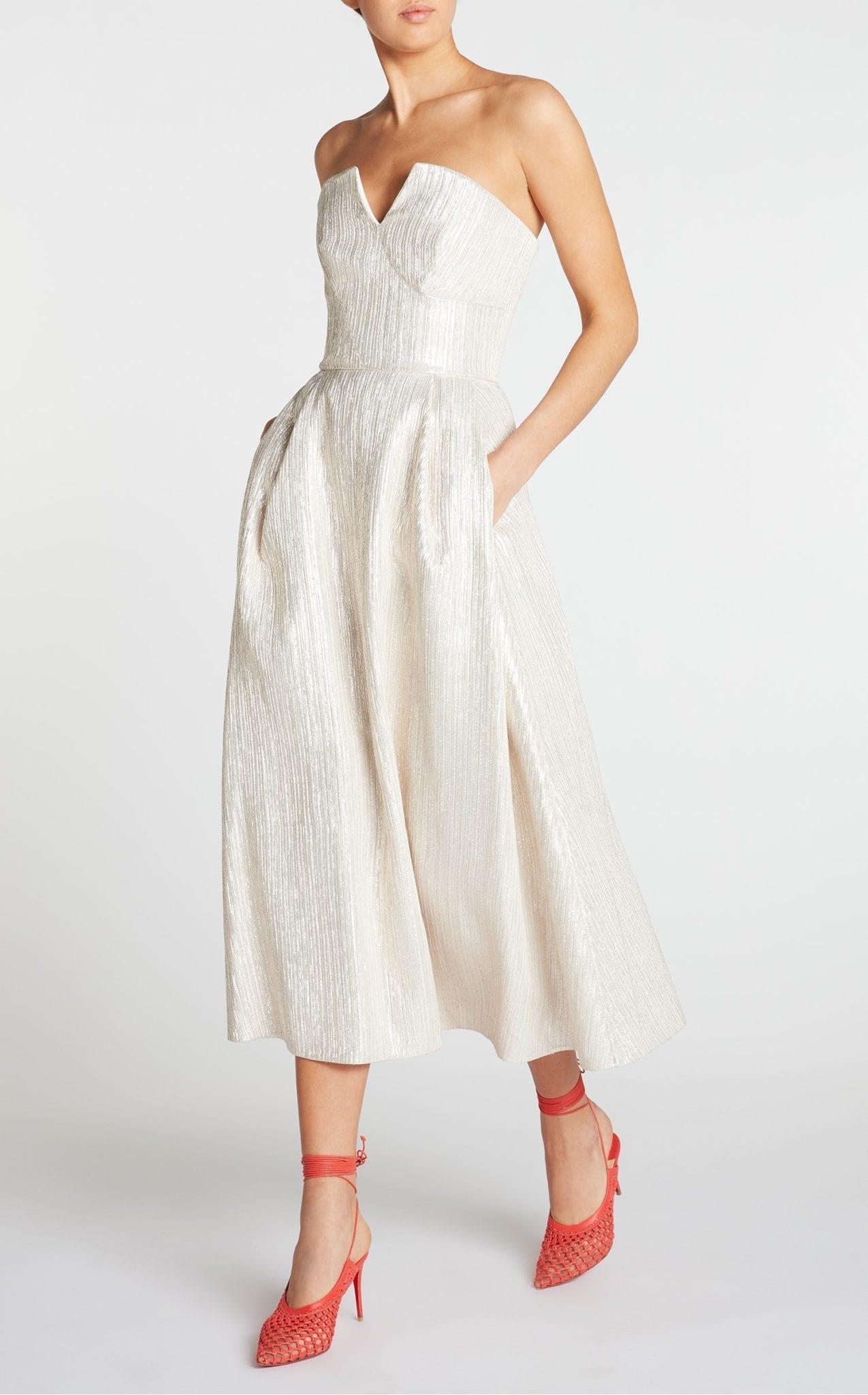 f1390daf10c ROLAND MOURET Aldrich Dress - We Select Dresses