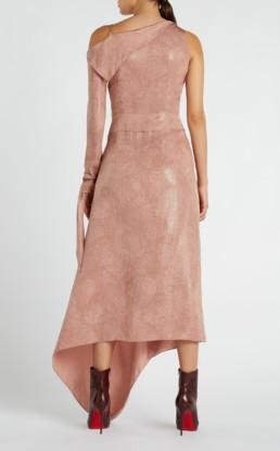ROLAND MOURET Bruce Mink Dress 3