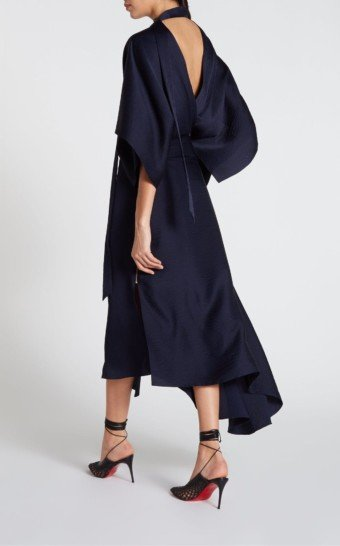 ROLAND MOURET Meyers Navy Dress 3