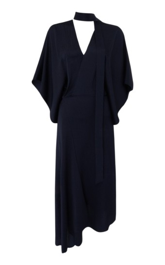 ROLAND MOURET Meyers Navy Dress 4