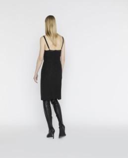 STELLA MCCARTNEY Tess Black Dress 3