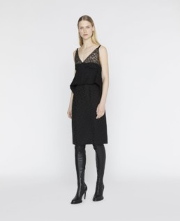 STELLA MCCARTNEY Tess Black Dress