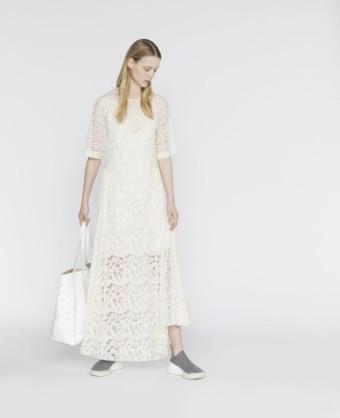 STELLA MCCARTNEY Tianna White Dress