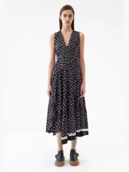 3.1-PHILLIP-LIM-Sleeveless-Gathered-Black-Dress