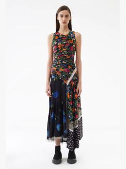 3.1-PHILLIP-LIM-Sleeveless-Patchwork-Floral-Dress