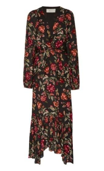 A.L.C.-Stanwyck-Tiered-Floral-Print-Crepe-De-Chine-Midi-Floral-Dress-2
