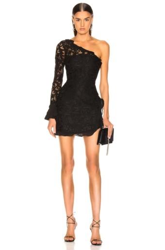 ALEXIS Tansy Black Dress