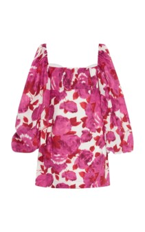 ALICE MCCALL Lover To Lover Printed Mini Print Dress 4