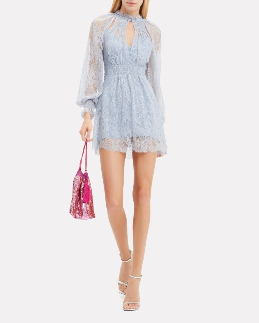 ALICE MCCALL My Imagination Light Blue Dress