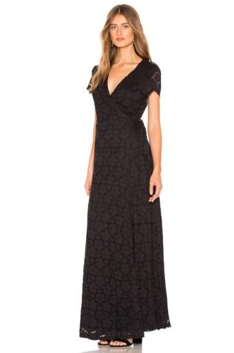 AMUSE SOCIETY Great Lengths Black Dress 2