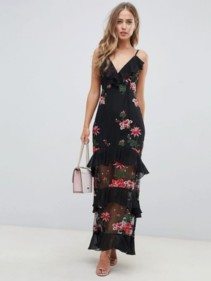 ASOS-DESIGN-Tiered-Maxi-Multi-Dress-With-Floral-Embroidery