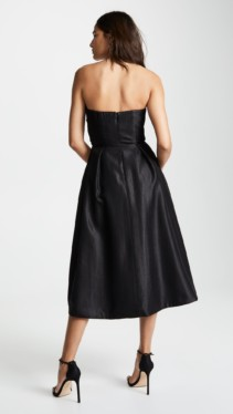 BLACK HALO Caine Black Dress 2