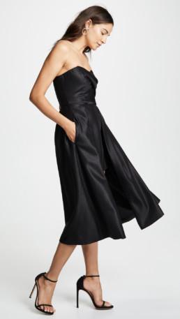 BLACK HALO Caine Black Dress 3