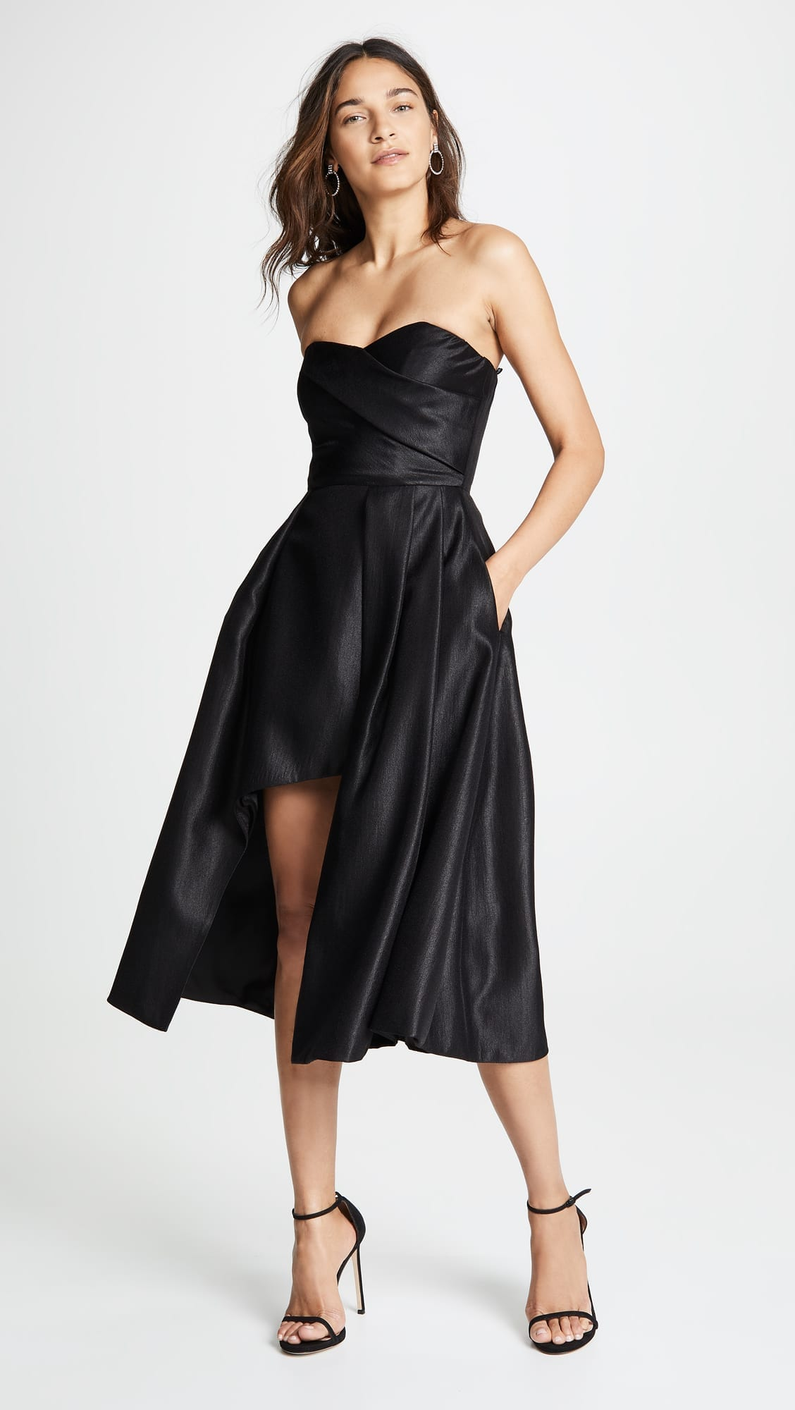 BLACK HALO Caine Black Dress