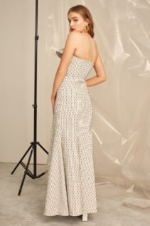 CMEO COLLECTIVE Even Love Ivory Gown5