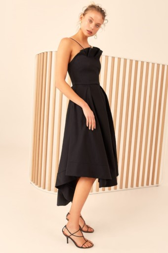 CMEO COLLECTIVE Only With You Black Gown 5