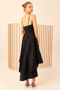 CMEO COLLECTIVE Only With You Black Gown 6