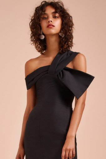 CMEO COLLECTIVE Totality Black Gown 2