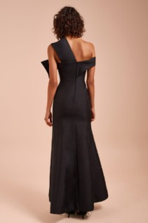 CMEO COLLECTIVE Totality Black Gown 3
