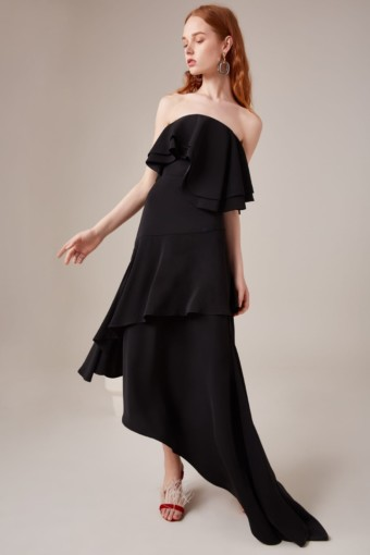 CMEO COLLECTIVE With You Black Gown 2