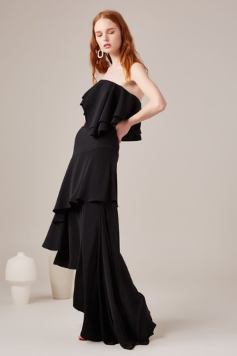 CMEO COLLECTIVE With You Black Gown 3