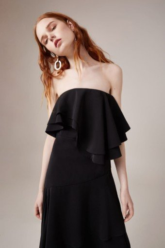 CMEO COLLECTIVE With You Black Gown 4